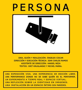 Persona - Ángeles Ciscar